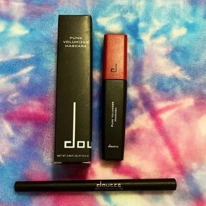 Doucce Volumizer Mascara & Eyeliner